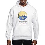 Ocean River Hooded Sweatshirt