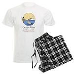 Ocean River Men's Light Pajamas