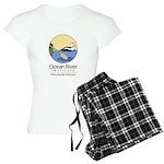 Ocean River Women's Light Pajamas