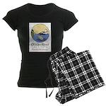 Ocean River Women's Dark Pajamas