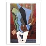 Juan Gris Abstraction (Guitar Small Poster