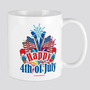 Happy 4th of July Mug