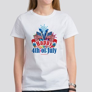 Happy 4th of July Women's T-Shirt