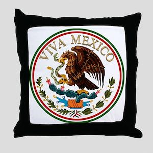 VIVA MEXICO! Throw Pillow