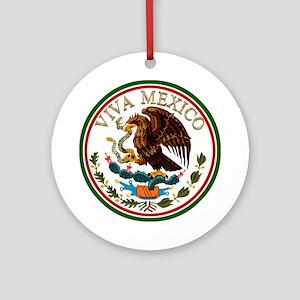 VIVA MEXICO! Ornament (Round)