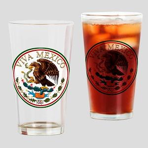VIVA MEXICO! Pint Glass