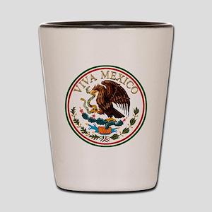 VIVA MEXICO! Shot Glass