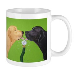 Labs Like to Share #2 Mug