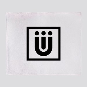 Umlaut Industries Throw Blanket