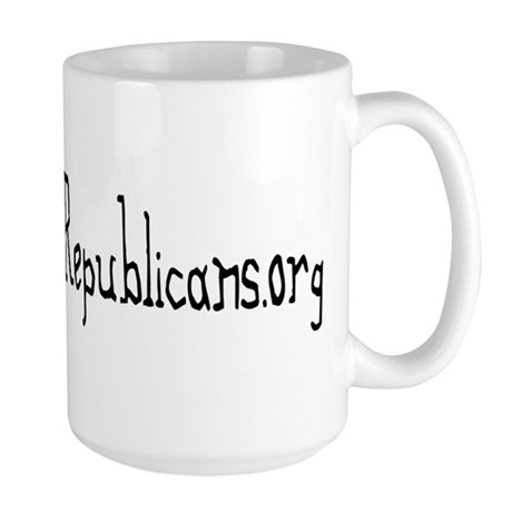 Lobotomies Large Mug