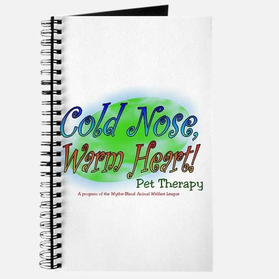 Cute Warm bodies cold body warm heart Journal