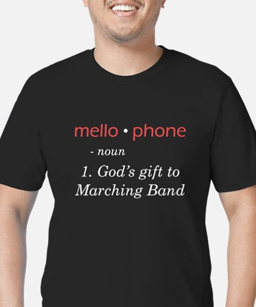 Definition of Mellophone T