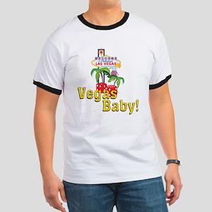 Vegas Baby! Ringer T