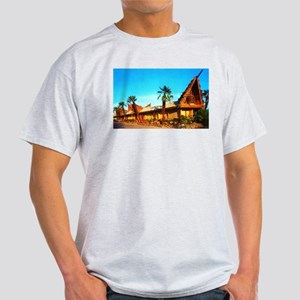 Bali Hai Ash Grey T-Shirt