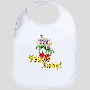 Vegas Baby! Bib
