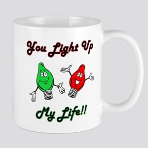You Light Up My Life Mug