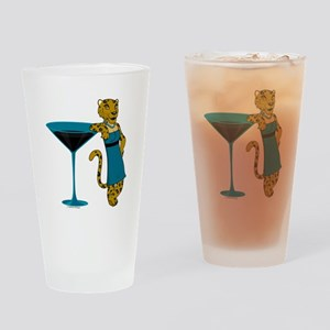 Jaguartini Pint Glass
