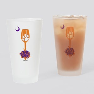 Tipsy Tiger (Orange) Pint Glass