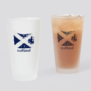 Scotland Pint Glass