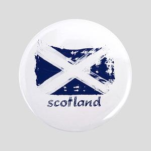 """Scotland 3.5"""" Button"""