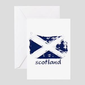 Scottish greeting cards cafepress scotland greeting card m4hsunfo