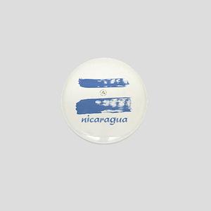 Nicaragua Mini Button