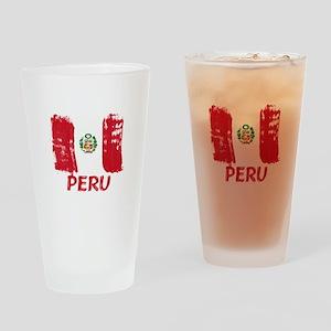 Peru Pint Glass