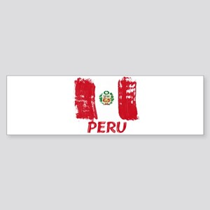 Peru Sticker (Bumper)