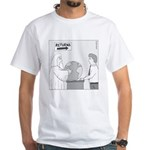 Returns White T-Shirt