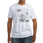 Returns Fitted T-Shirt