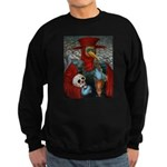 "Sweatshirt (dark)/""Revelation 18"""