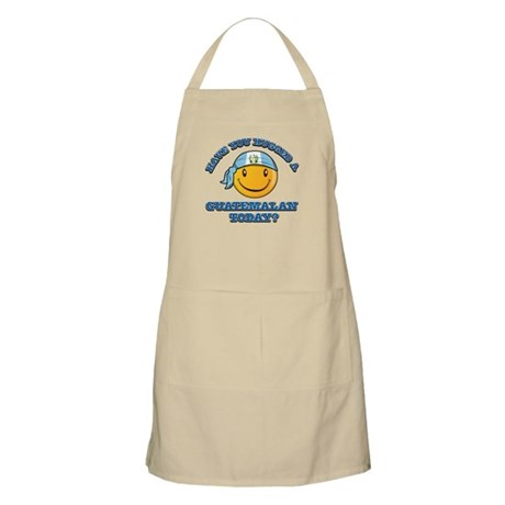 Have you hugged a Guatemalan today? Apron