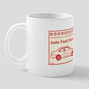 Auto Food Stamps Mug