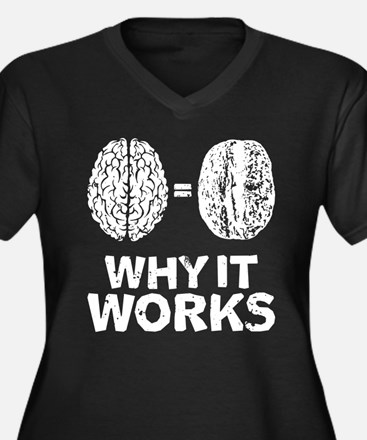 Why It Works Plus Size T-Shirt
