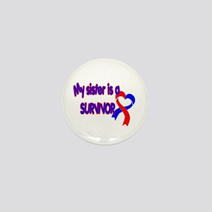 Sister CHD Survivor Shop Mini Button