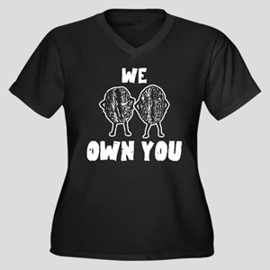Coffee Own You Plus Size T-Shirt