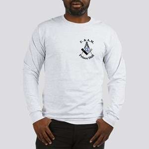 Prince Hall Square and Compass Long Sleeve T-Shirt