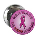 Breast cancer. Be VERY aware. Button