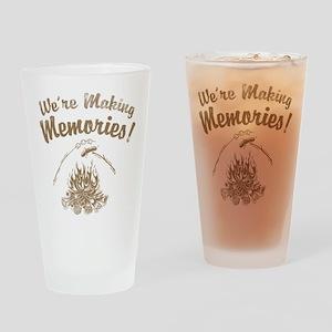 We're Making Memories! Pint Glass