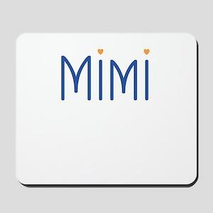 Mimi Hearts Mousepad