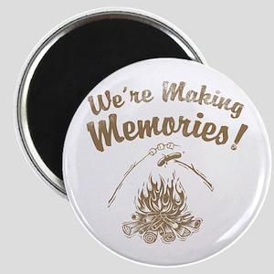 We're Making Memories! Magnet