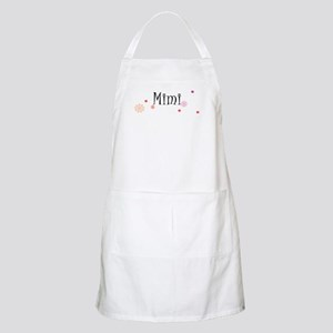 Mimi With Flowers Apron