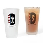 WWII - 90th Bomber Group Drinking Glass