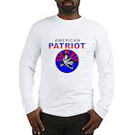 American Patriot Cameo Long Sleeve T-Shirt