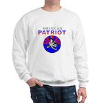 American Patriot Cameo Sweatshirt