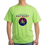 American Patriot Cameo Green T-Shirt