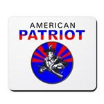 American Patriot Cameo Mousepad