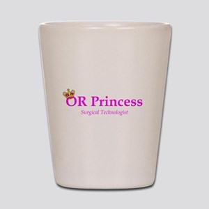OR Princess ST Shot Glass