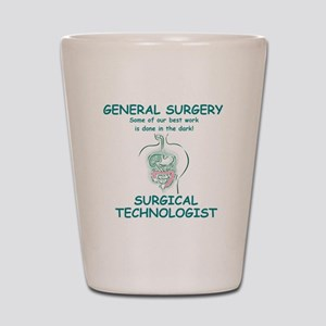 Gen Surg ST Shot Glass