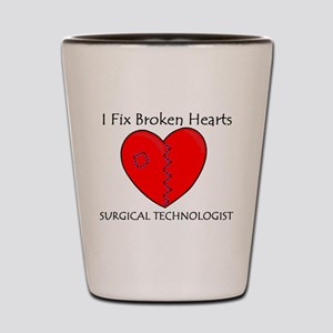 Heart Mender ST Shot Glass